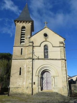 Church at Félines