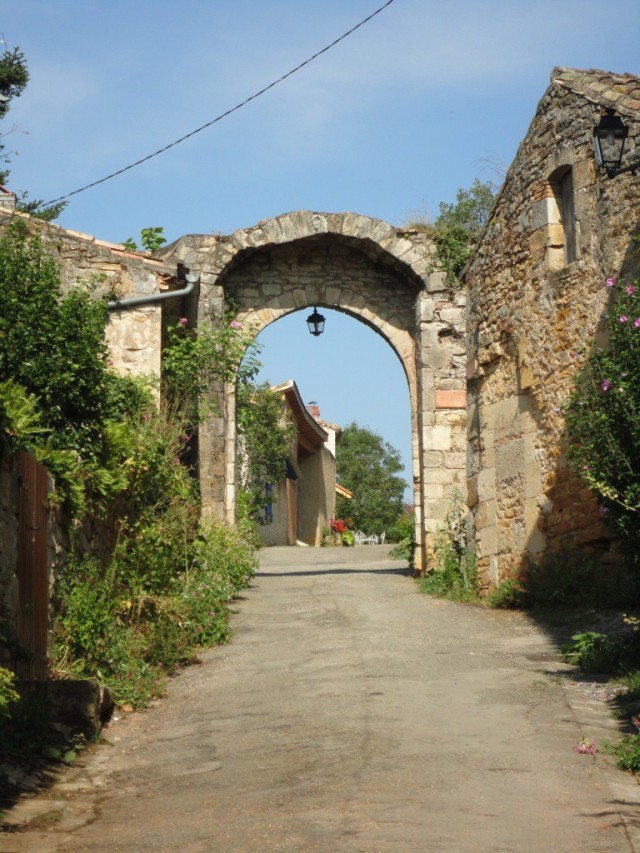 Former fortifications