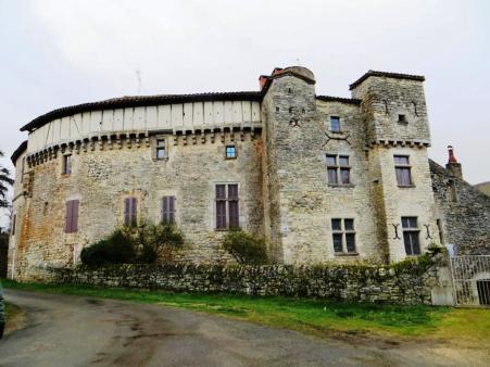 Le Château de Féneyrols