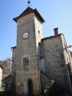 Féneyrols Clock Tower