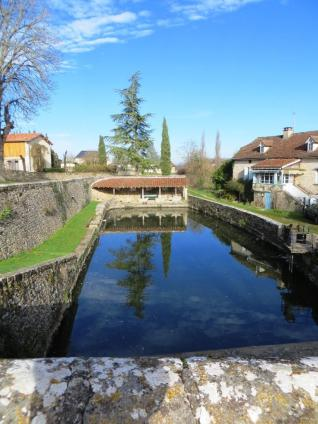 Lavoir at Varaire