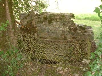 Stones - Citerne - before