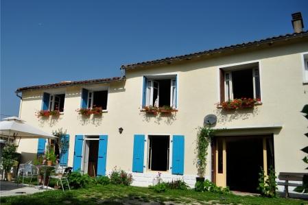 Jacqui's farmhouse
