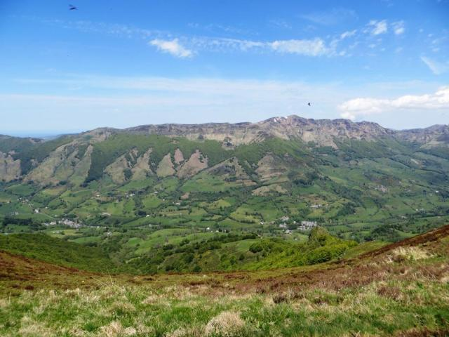 Jordanne Valley, Cantal