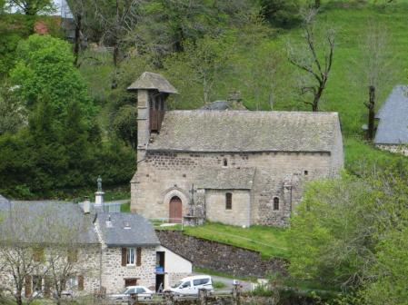 Church at Saint-Clément