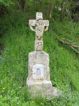 Cross at Saint-Clément