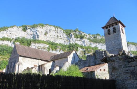 Abbaye de Marcilhac-sur-Célé