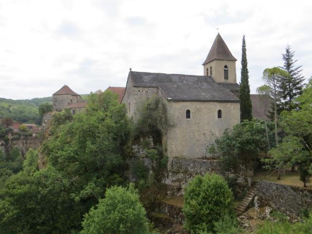 Church in Calvignac