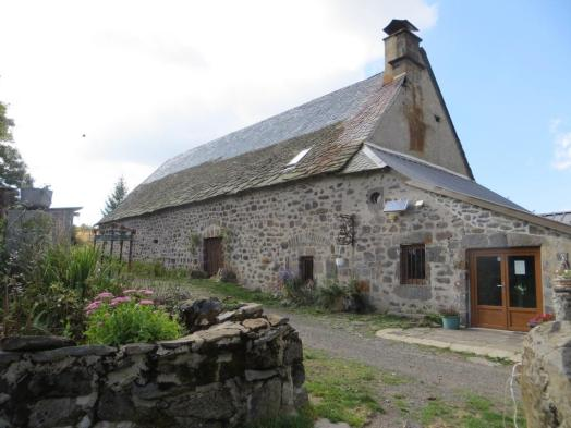 La Tuilière, former buron