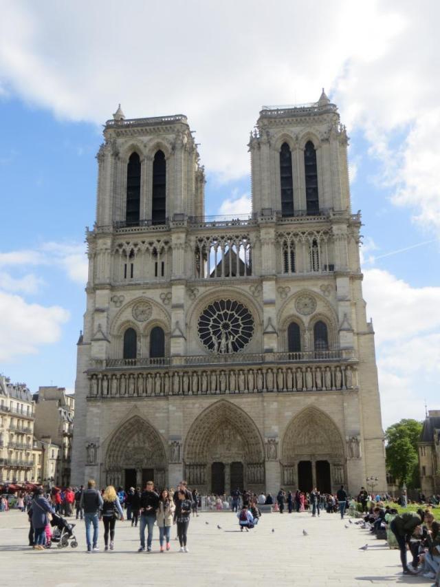 Paris - Notre-Dame 2