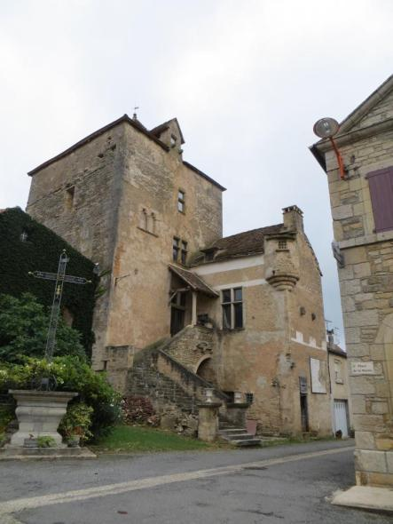 Puylagarde chateau