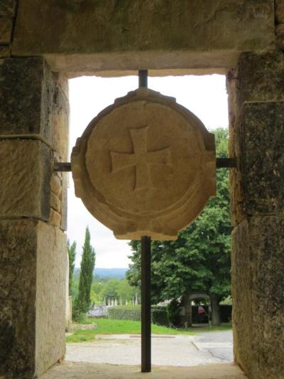 Puylagarde Templar cross