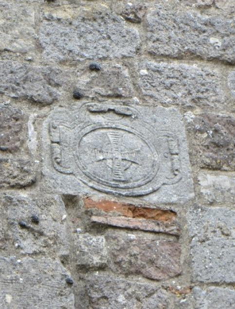 Vaour - Templar cross