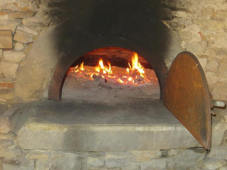 Flouquet - four à pain burnt down