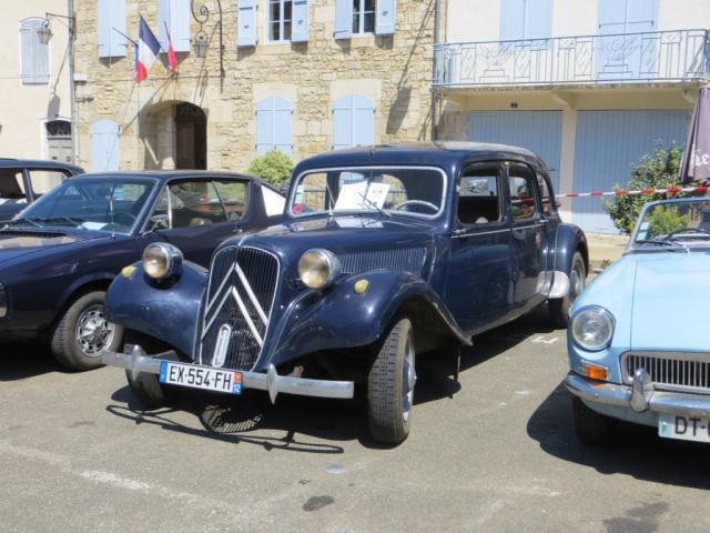 Caylus - vintage cars 3