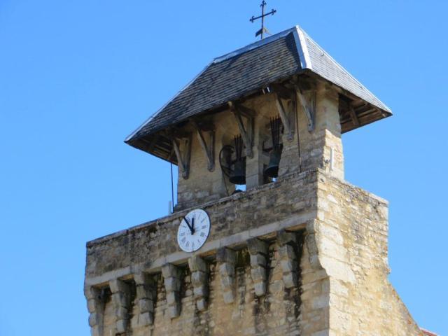 Loze - belltower