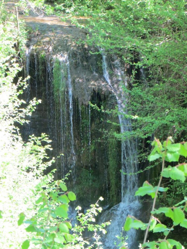 Loze - Bonnette waterfall