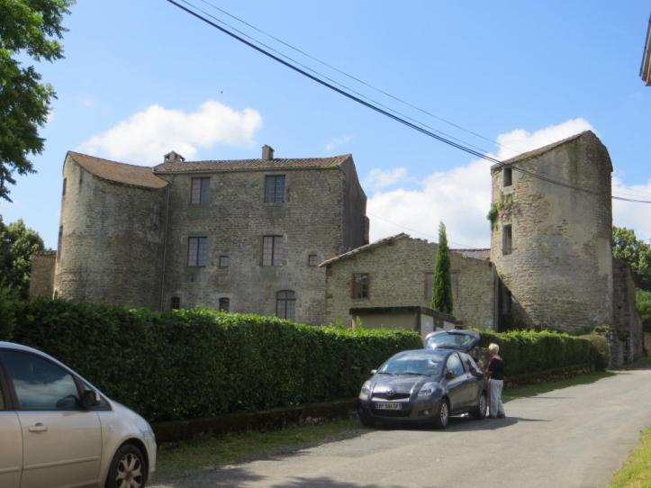 Saint-Michel de V chateau