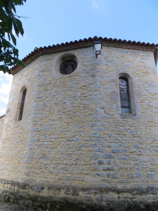 Saint-Michel de V church 2