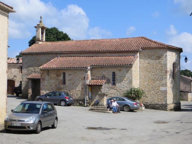 Saint-Michel de V church