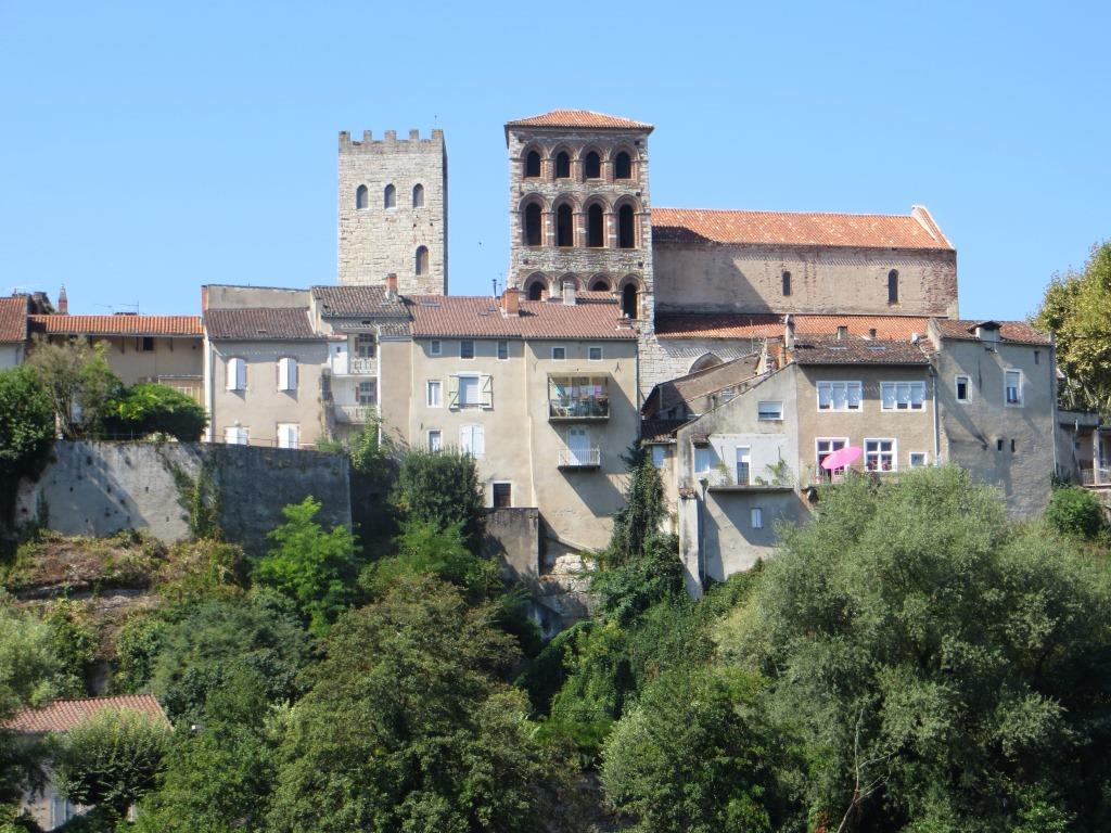 Cahors across river 1
