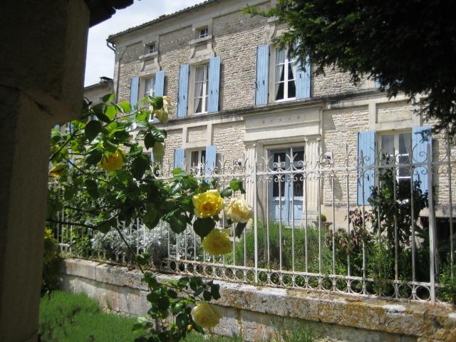 Manoir Souhait in Gourvillette, Charente-Maritime