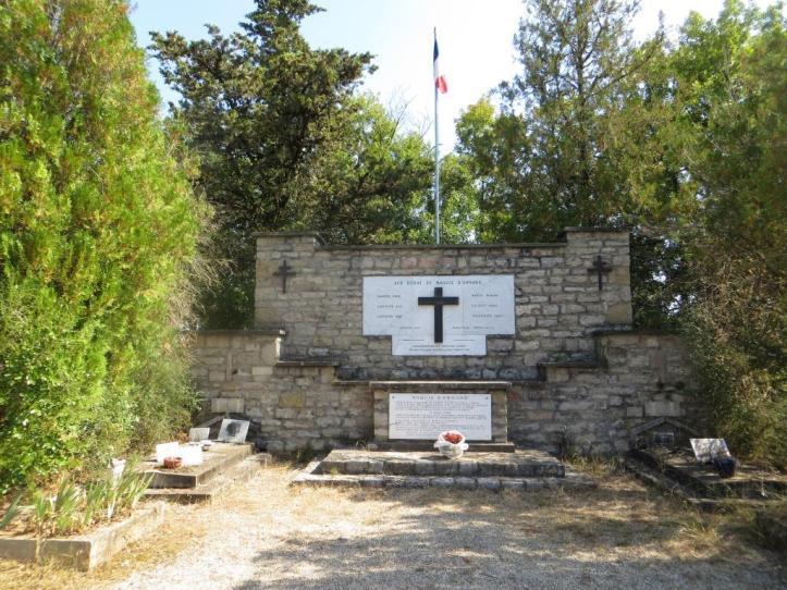 Ornano monument 2