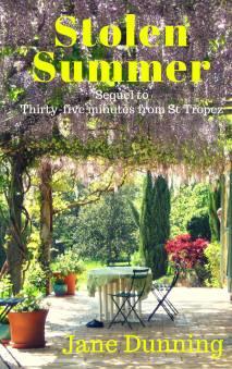 Stolen Summer book cover