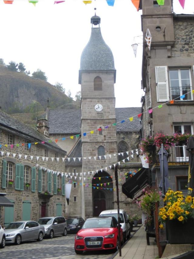 Cantal - Murat collégiale