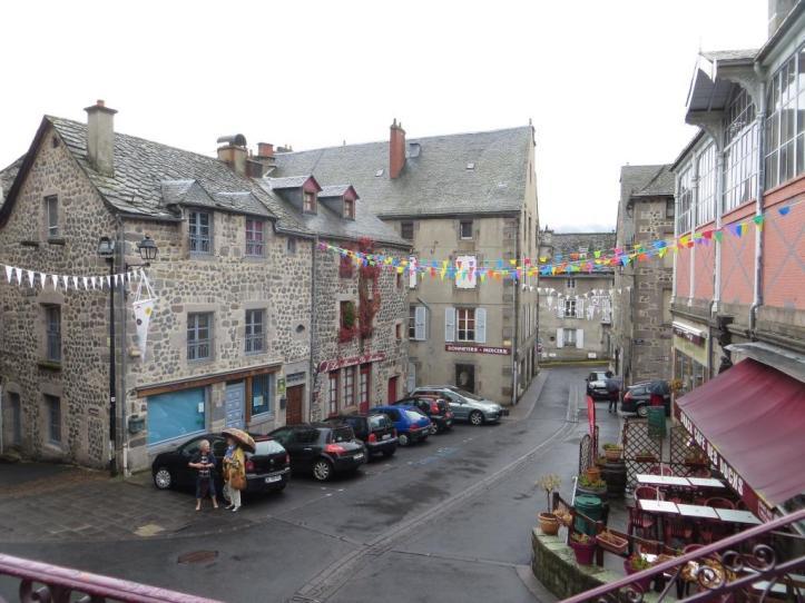 Cantal - Murat square