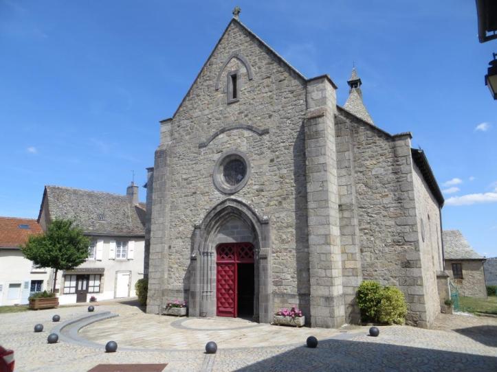 Marcoles church
