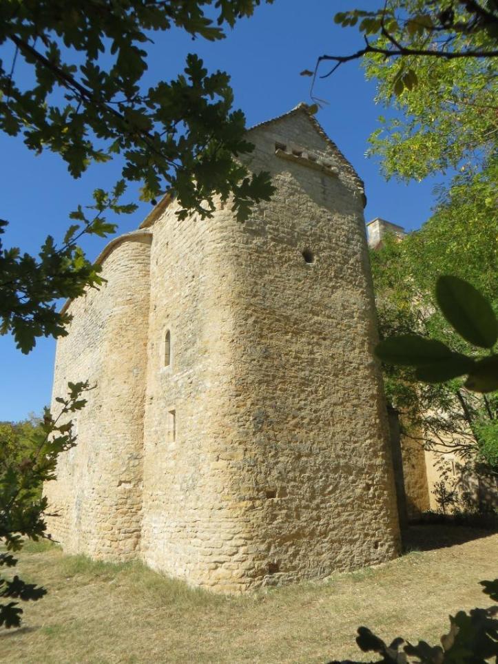 Toulongergues - rear