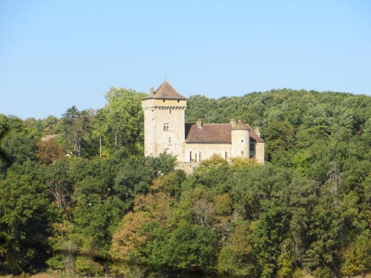 Villeneuve - château de Ginals