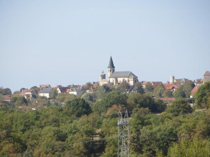 Villeneuve-d'Aveyron - view on return