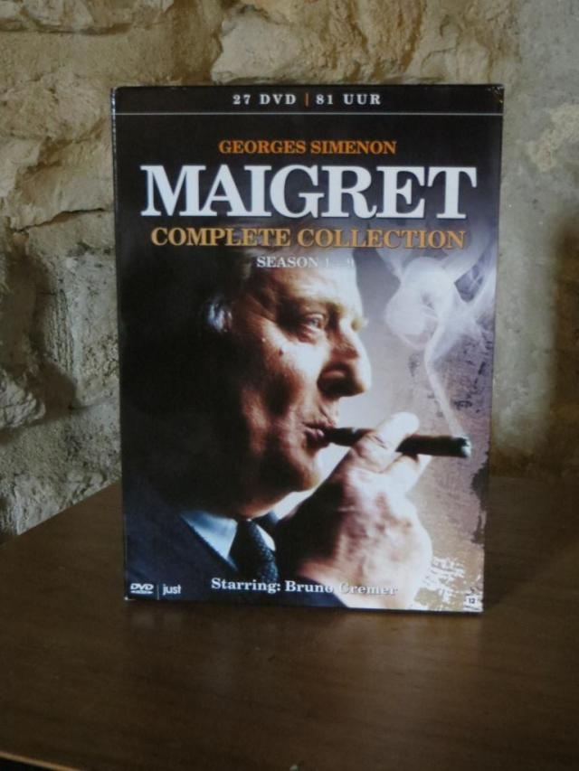 bruno cremer as maigret