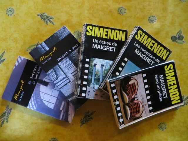 selection of our maigret books